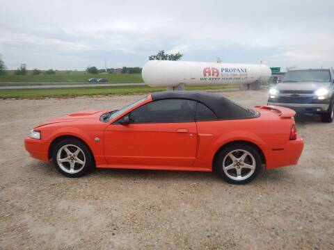 2004 Ford Mustang for sale at All Terrain Sales in Eugene MO