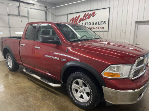2011 RAM Ram Pickup 1500 for sale at MOLTER AUTO SALES in Monticello IN