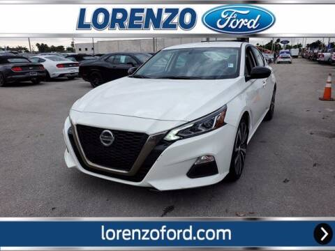 2019 Nissan Altima for sale at Lorenzo Ford in Homestead FL