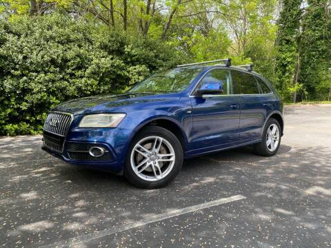 2013 Audi Q5 for sale at Uniworld Auto Sales LLC. in Greensboro NC