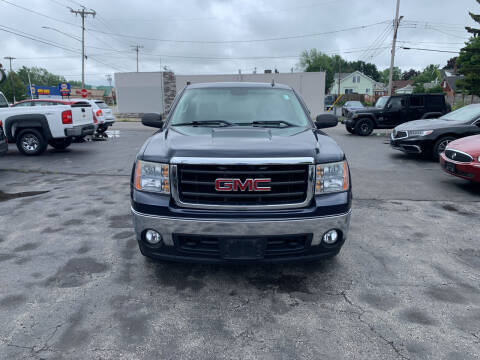 2008 GMC Sierra 1500 for sale at L.A. Automotive Sales in Lackawanna NY
