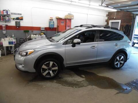 2014 Subaru XV Crosstrek for sale at East Barre Auto Sales, LLC in East Barre VT