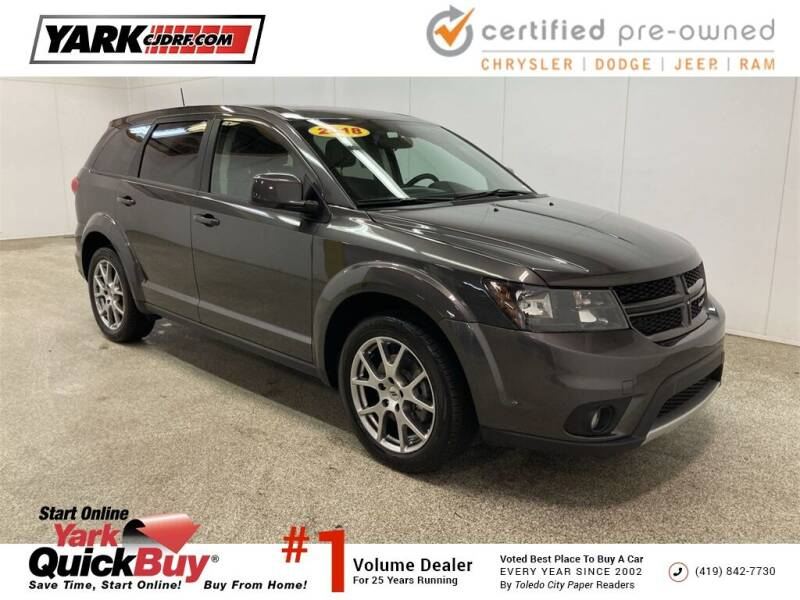 2018 Dodge Journey for sale in Toledo, OH