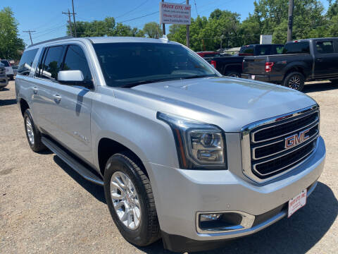 2017 GMC Yukon XL for sale at Truck City Inc in Des Moines IA