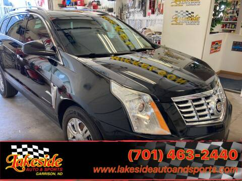 2013 Cadillac SRX for sale at Lakeside Auto & Sports in Garrison ND