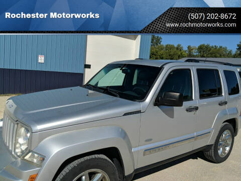 2012 Jeep Liberty for sale at Rochester Motorworks in Rochester MN
