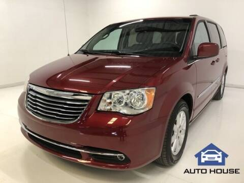 2015 Chrysler Town and Country for sale at Auto House Phoenix in Peoria AZ