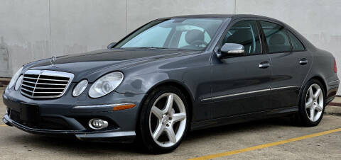2009 Mercedes-Benz E-Class for sale at Texas Auto Corporation in Houston TX
