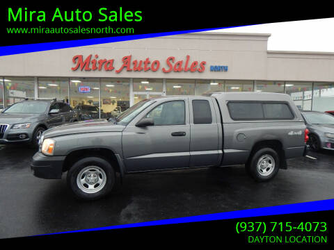 2006 Dodge Dakota for sale at Mira Auto Sales in Dayton OH