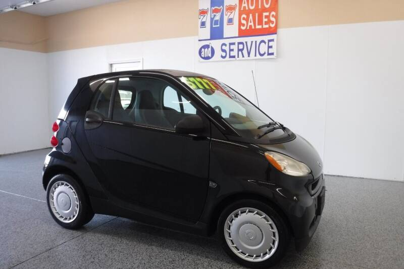 2008 Smart fortwo for sale at 777 Auto Sales and Service in Tacoma WA