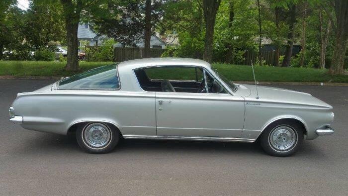 1965 Plymouth Barracuda for sale in Cadillac, MI