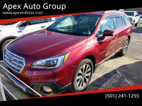 2017 Subaru Outback for sale at Apex Auto Group in Cabot AR