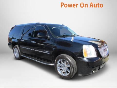 2011 GMC Yukon XL for sale at Power On Auto LLC in Monroe NC