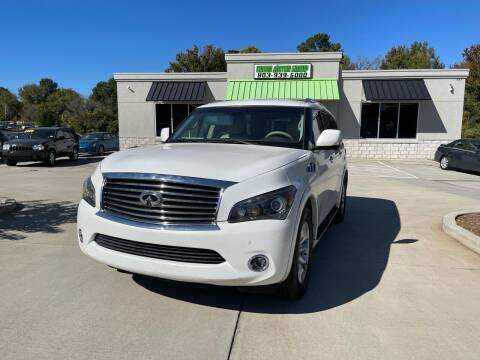 2011 Infiniti QX56 for sale at Cross Motor Group in Rock Hill SC