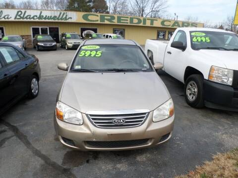 2008 Kia Spectra for sale at Credit Cars of NWA in Bentonville AR