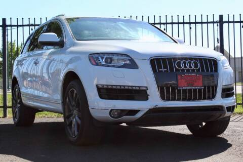 2015 Audi Q7 for sale at Avanesyan Motors in Orem UT