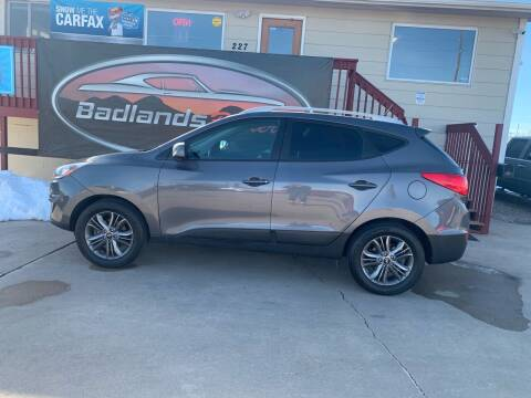 2015 Hyundai Tucson for sale at Badlands Brokers in Rapid City SD