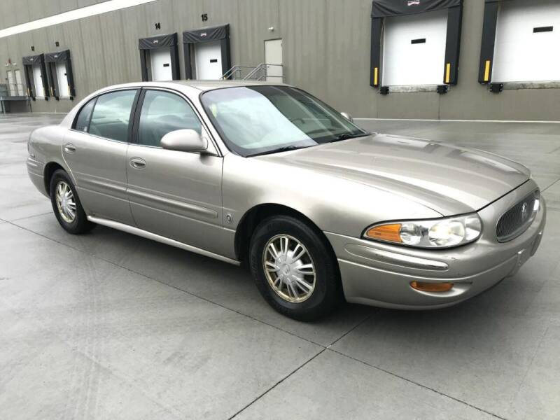 2002 Buick LeSabre for sale at Angies Auto Sales LLC in Newport MN