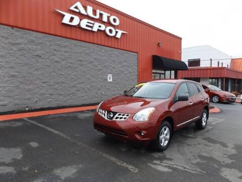 2012 Nissan Rogue for sale at Auto Depot of Madison in Madison TN