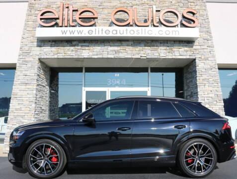 2021 Audi SQ8 for sale at Elite Autos LLC in Jonesboro AR