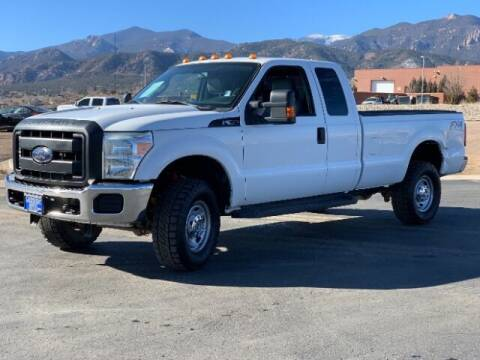 2014 Ford F-350 Super Duty for sale at Lakeside Auto Brokers Inc. in Colorado Springs CO
