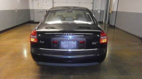 2001 Audi A6 for sale at RAJ Auto Repair & Sales in San Jose CA