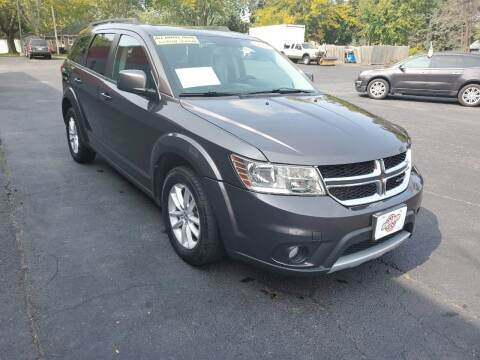2016 Dodge Journey for sale at Stach Auto in Janesville WI