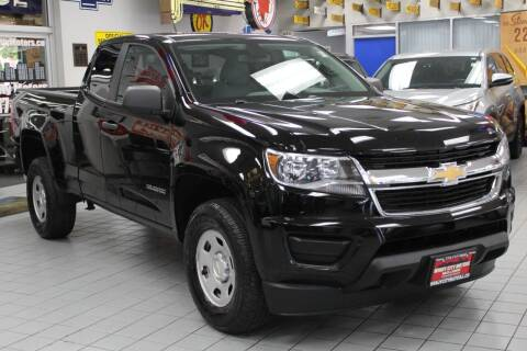 2018 Chevrolet Colorado for sale at Windy City Motors in Chicago IL