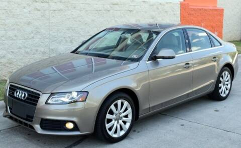 2009 Audi A4 for sale at Raleigh Auto Inc. in Raleigh NC