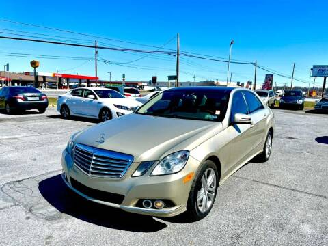 2010 Mercedes-Benz E-Class for sale at AZ AUTO in Carlisle PA
