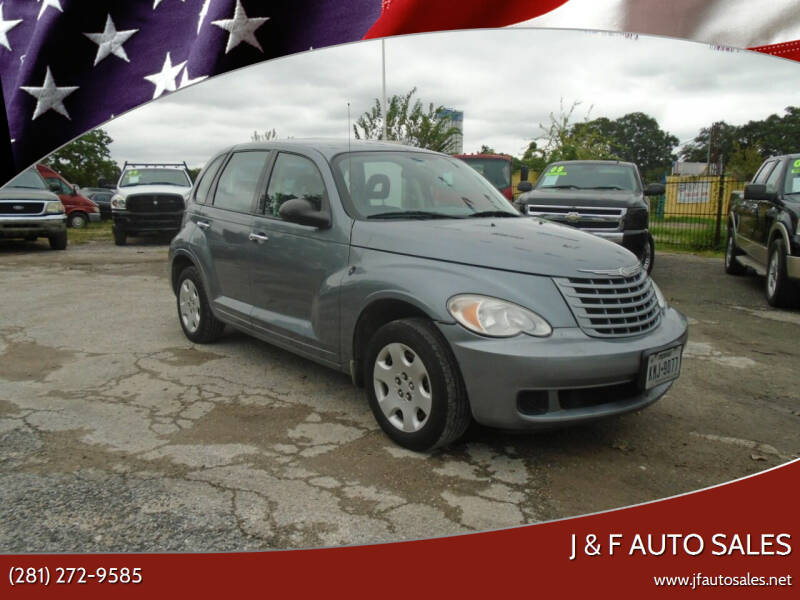 2008 Chrysler PT Cruiser for sale at J & F AUTO SALES in Houston TX