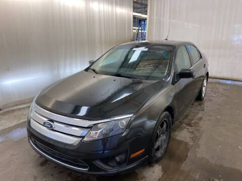 2011 Ford Fusion for sale at Doug Dawson Motor Sales in Mount Sterling KY