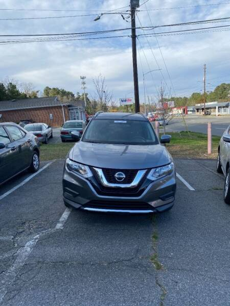 2018 Nissan Rogue for sale at Assistive Automotive Center in Durham NC