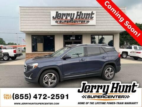 2018 GMC Terrain for sale at Jerry Hunt Supercenter in Lexington NC