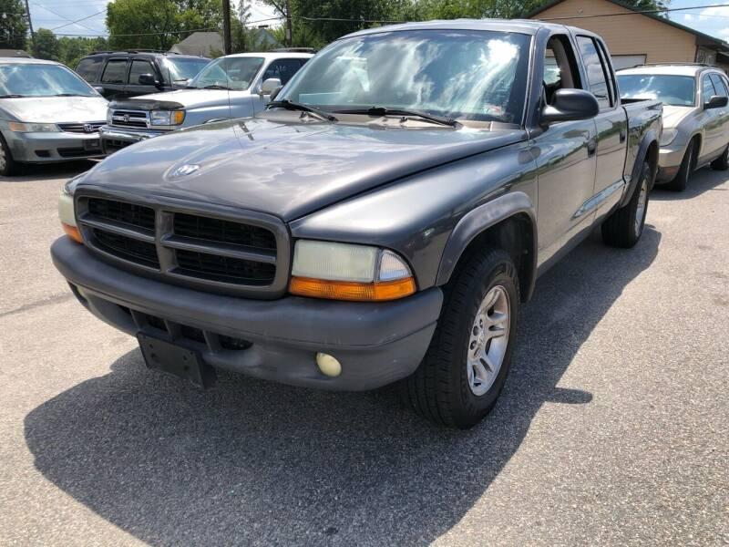 2003 Dodge Dakota for sale at AUTO NETWORK LLC in Petersburg VA