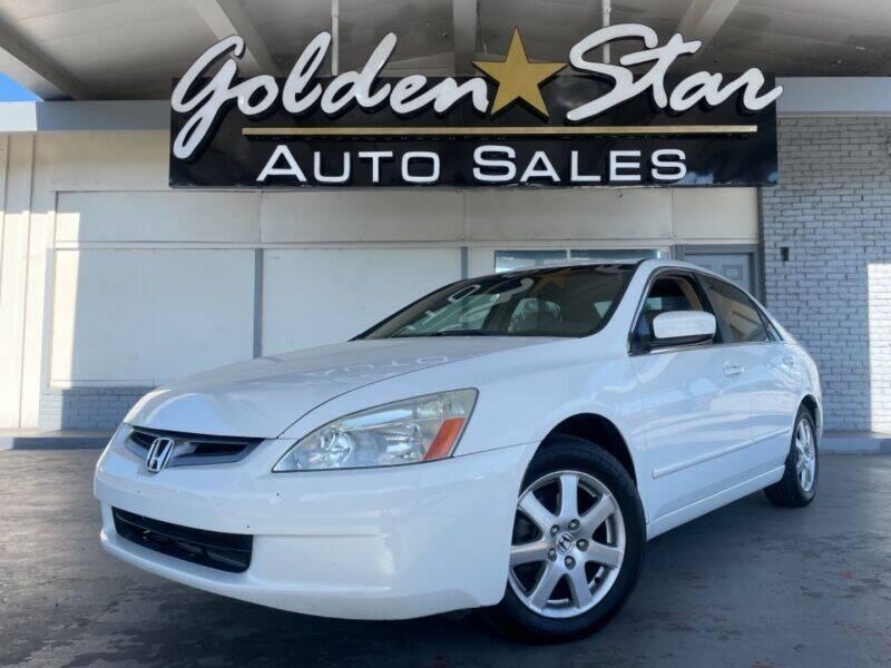 2005 Honda Accord for sale at Golden Star Auto Sales in Sacramento CA