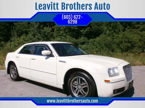 2005 Chrysler 300 for sale at Leavitt Brothers Auto in Hooksett NH
