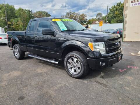 2013 Ford F-150 for sale at Costas Auto Gallery in Rahway NJ