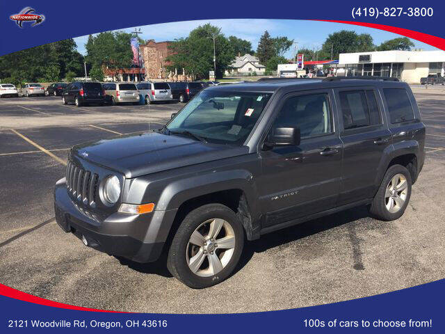 2012 Jeep Patriot for sale in Oregon, OH