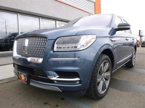 2018 Lincoln Navigator for sale at Torgerson Auto Center in Bismarck ND