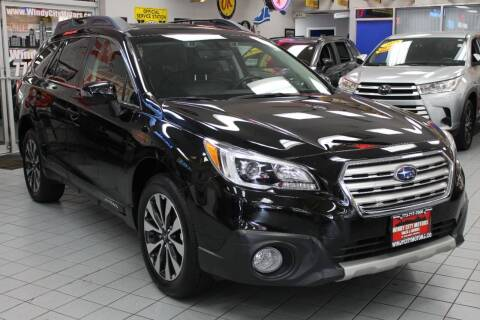 2017 Subaru Outback for sale at Windy City Motors in Chicago IL