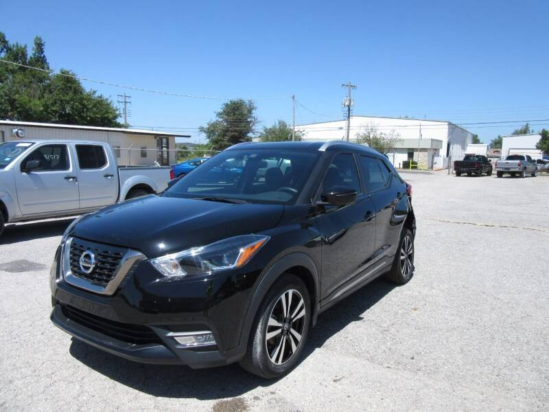 2019 Nissan Kicks for sale at Grays Used Cars in Oklahoma City OK