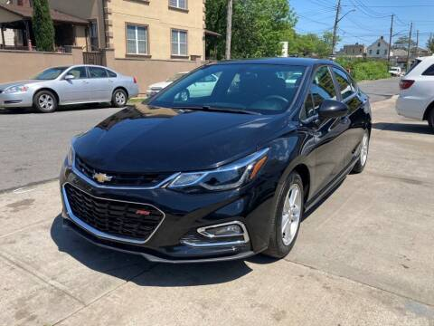 2016 Chevrolet Cruze for sale at US Auto Network in Staten Island NY