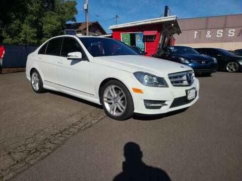 2013 Mercedes-Benz C-Class for sale at Universal Auto Sales in Salem OR