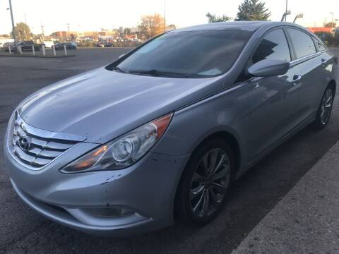 2011 Hyundai Sonata for sale at 5 STAR MOTORS 1 & 2 in Louisville KY