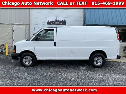 2013 Chevrolet Express Cargo for sale at Chicago Auto Network in Mokena IL