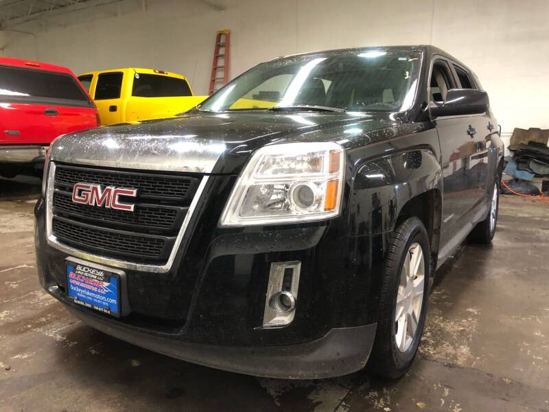2013 GMC Terrain for sale at Paley Auto Group in Columbus OH