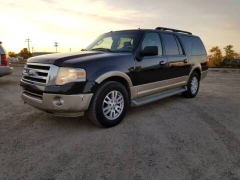 2013 Ford Expedition EL for sale at KHAN'S AUTO LLC in Worland WY