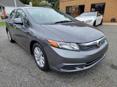 2012 Honda Civic for sale at Citi Motors in Highland Park NJ