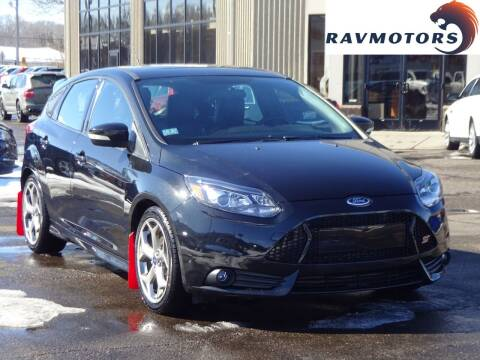 2014 Ford Focus for sale at RAVMOTORS 2 in Crystal MN